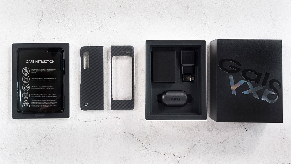 Samsung Galaxy Fold 简单上手 13