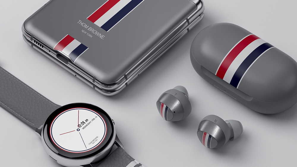 Samsung and Iconic Fashion Brand Thom Browne Collaborate on Limited Edition Galaxy Z Flip – Samsung Global Newsroom