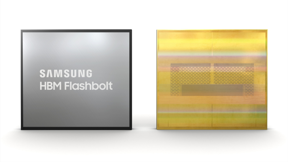 Samsung to Advance High Performance Computing Systems with Launch of Industry's First 3rd-generation (16GB) HBM2E – Samsung Global Newsroom