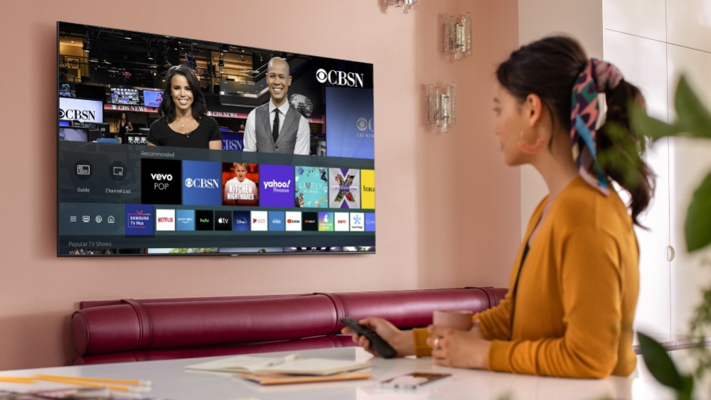 Tips To Get The Most Out Of Your Samsung Smart Tv Samsung Global Newsroom