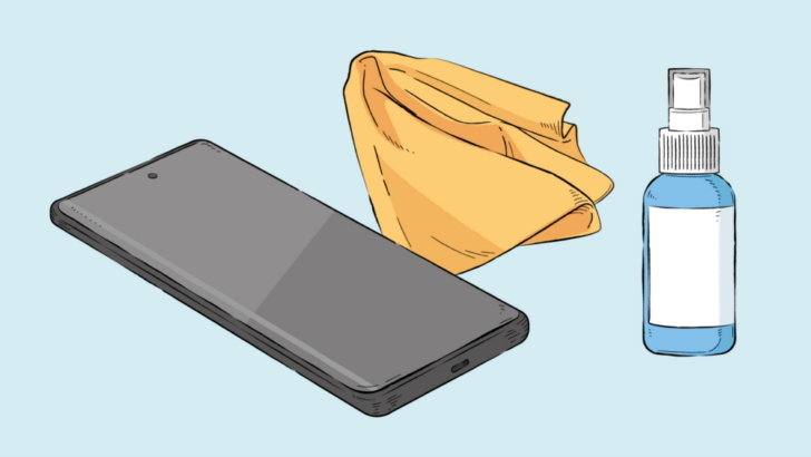 Tips for Keeping Your Smartphone Clean
