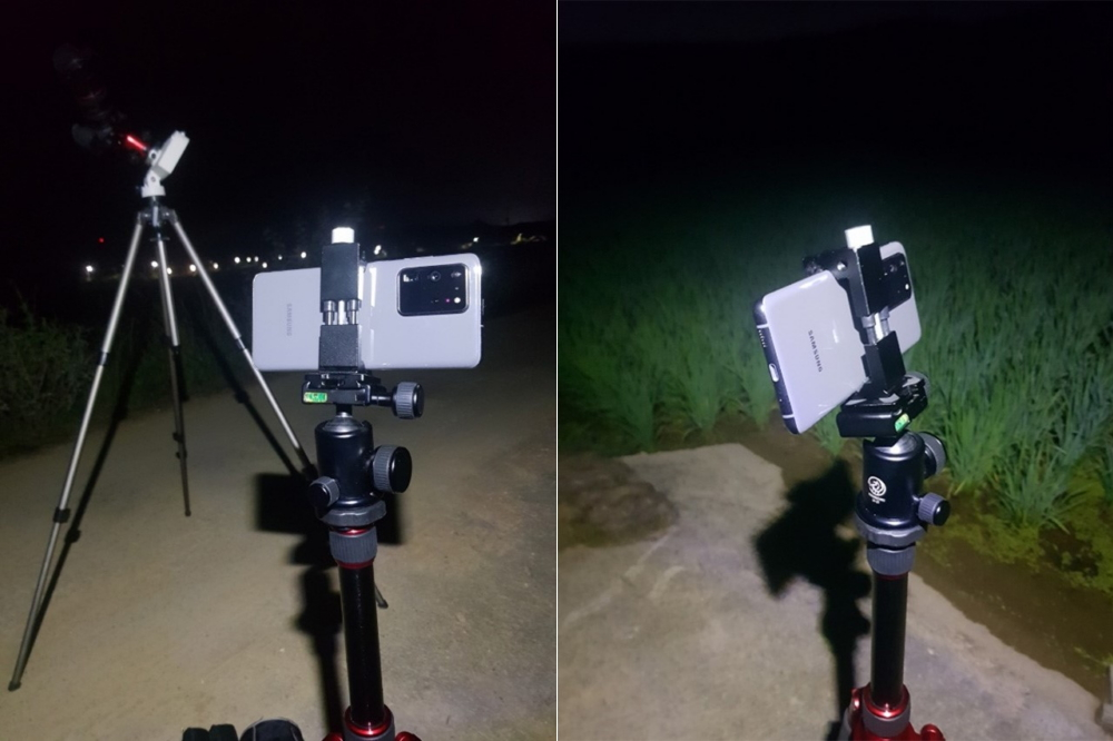 Capturing the Galaxy on Galaxy – Smartphone Photography that Shoots for the Moon