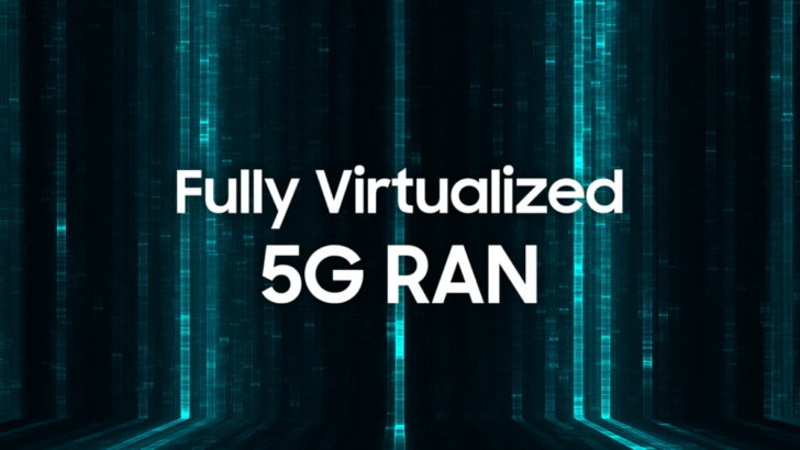 Samsung Introduces Fully Virtualized 5G RAN for Commercial Availability