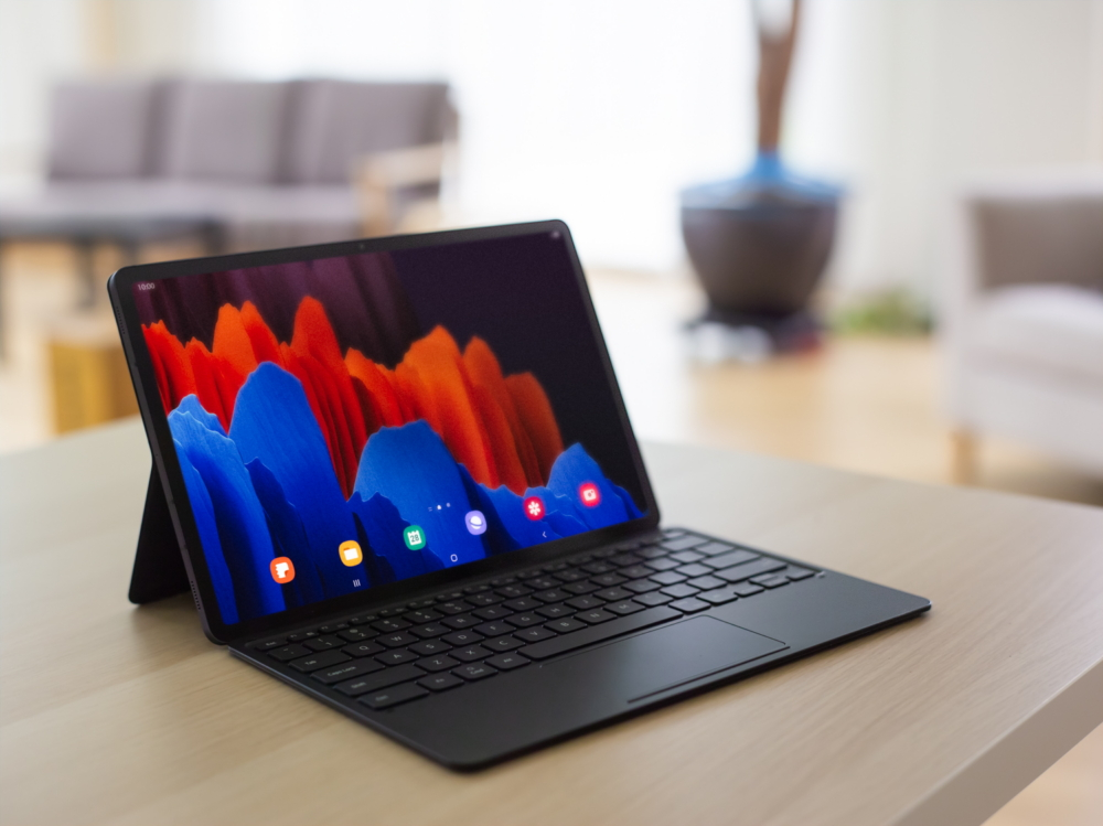 Meet Galaxy Tab S7 and S7+: Your Perfect Companion to Work, Play ...
