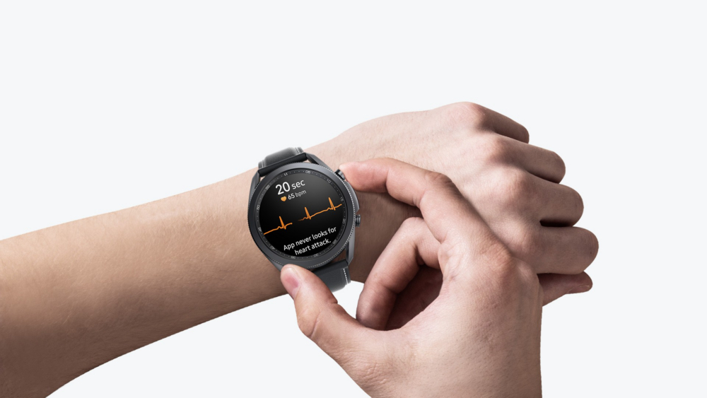 FDA-Cleared Electrocardiogram Monitor App is Available in the US Starting Today on Galaxy Watch3 and Galaxy Watch Active2 - Image 1
