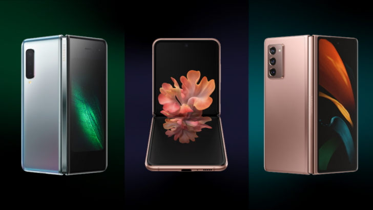 [Infographic] From the Galaxy Fold and the Galaxy Z Flip 5G to the Galaxy Z Fold2: The Evolution of Samsung's Foldable Devices