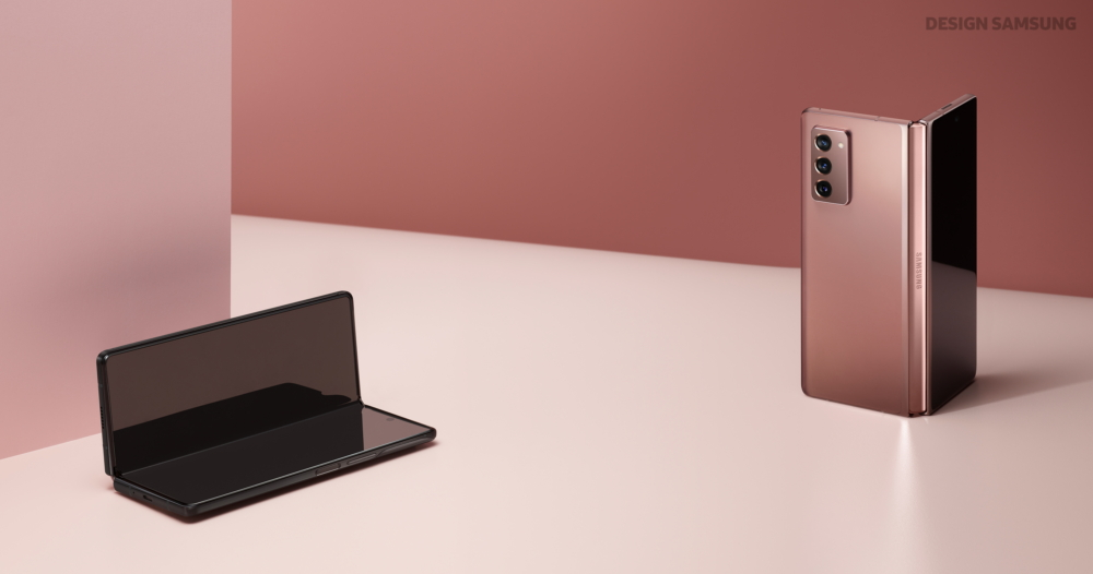 The Story Behind the Galaxy Z Fold2's Multifaceted Design - Image 8