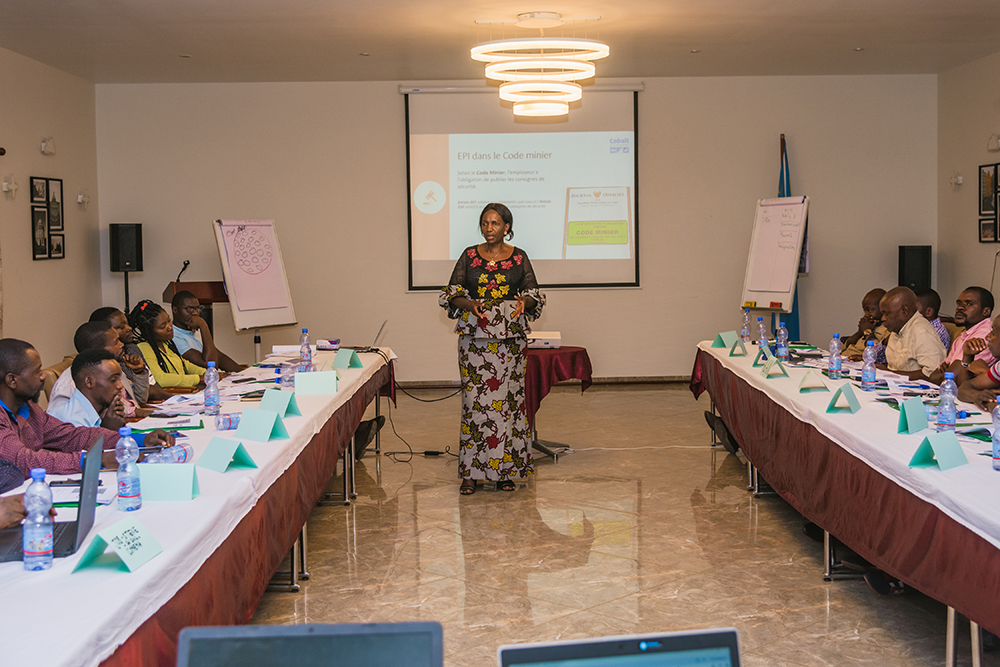 """""""Cobalt for Development"""" Project Started Trainings for Mining Cooperatives in Kolwezi, Democratic Republic of Congo - Image 1"""