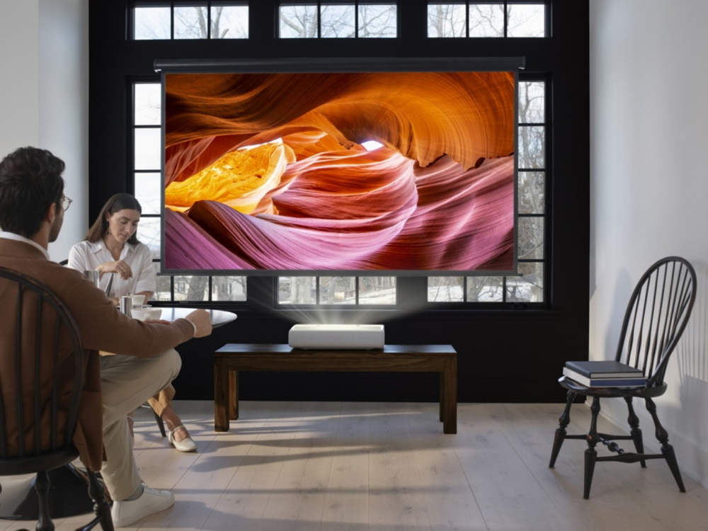 Samsung Delivers Stunning Picture, Sound and Smart Features with 'The Premiere' Lifestyle Projector - Image 1