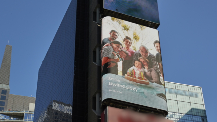 Spreading Happiness Around the World: The Samsung Smile Stories Campaign