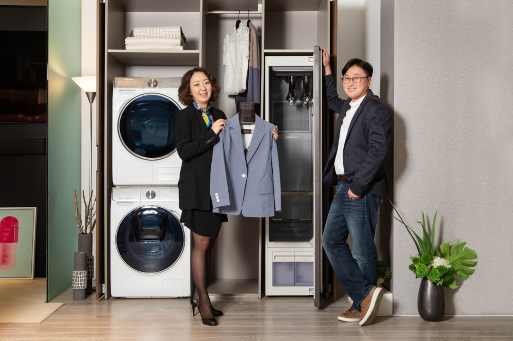 [Clothing Care Reimagined] ② Discover How the Samsung AirDresser is Redefining High-end Clothing Care - Image 6