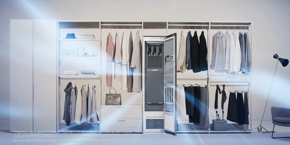 [Clothing Care Reimagined] ② Discover How the Samsung AirDresser is Redefining High-end Clothing Care - Image 2