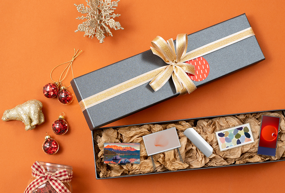 Pick Out the Perfect Holiday Present with Samsung's Lifestyle TVs - Image 8