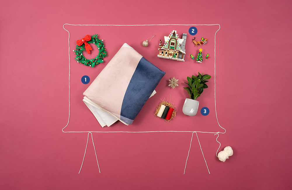 Pick Out the Perfect Holiday Present with Samsung's Lifestyle TVs - Image 3