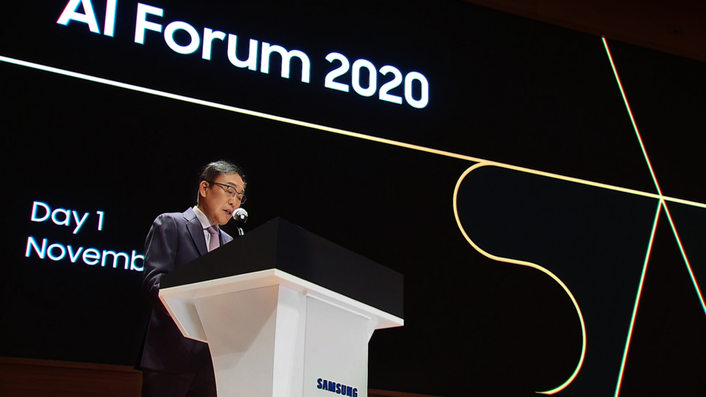 [Samsung AI Forum 2020] Day 1: How AI Can Make a Meaningful Impact on Real World Issues - Image 1