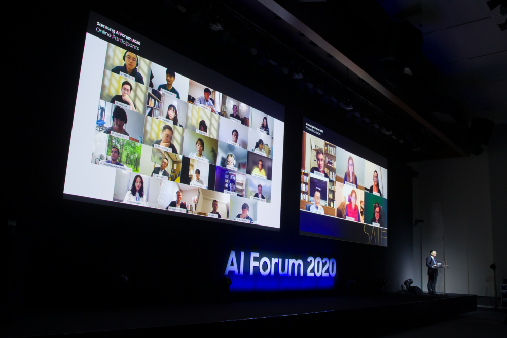 Samsung AI Forum 2020: Humanity Takes Center Stage in Discussing the Future of AI - Image 4
