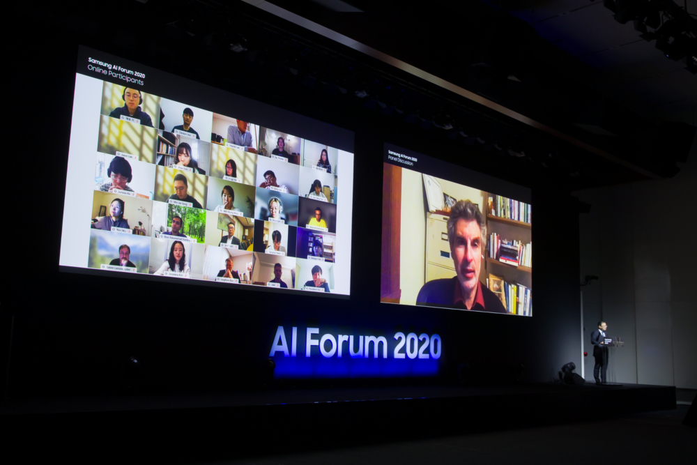 Samsung AI Forum 2020: Humanity Takes Center Stage in Discussing the Future of AI - Image 3