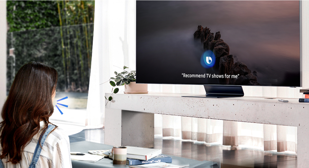 Samsung Strengthens Its Smart TV Voice Capabilities - Image 1