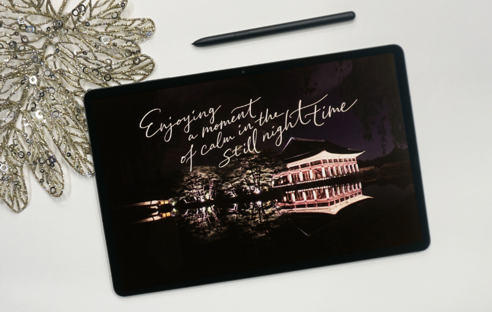 Travel Throwbacks: Reminiscing with Calligraphy on the Galaxy Tab S7+ - Image 8