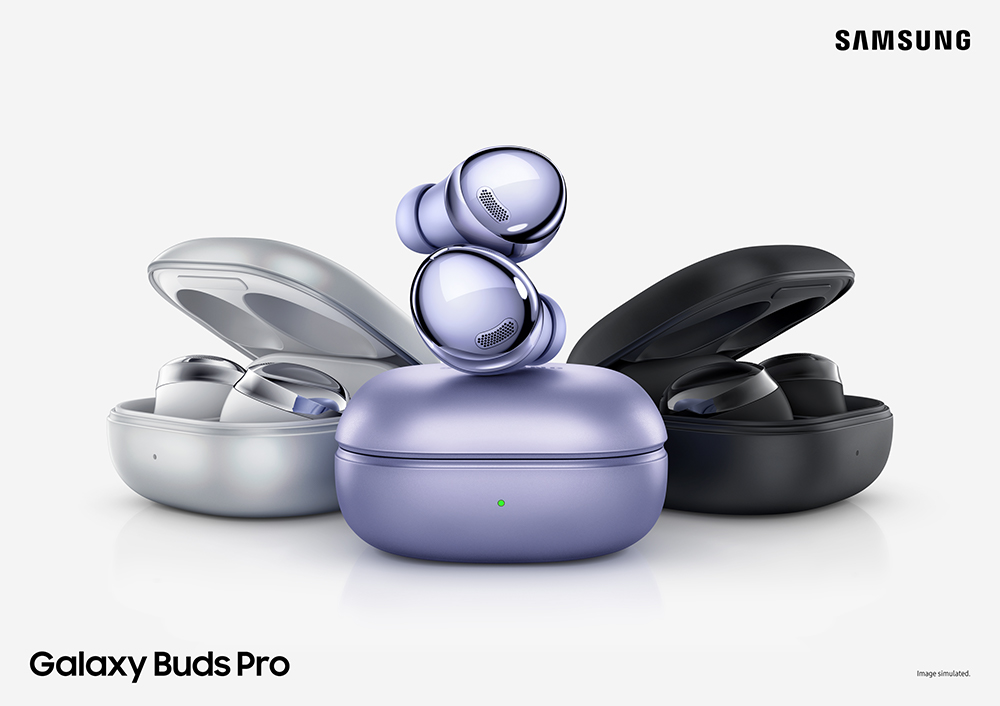 Meet Galaxy Buds Pro: Epic Sound for Every Moment – Samsung Global Newsroom