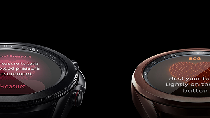 Samsung Expands Vital Blood Pressure and Electrocardiogram Tracking to Galaxy Watch3 and Galaxy Watch Active2 in 31 More Countries