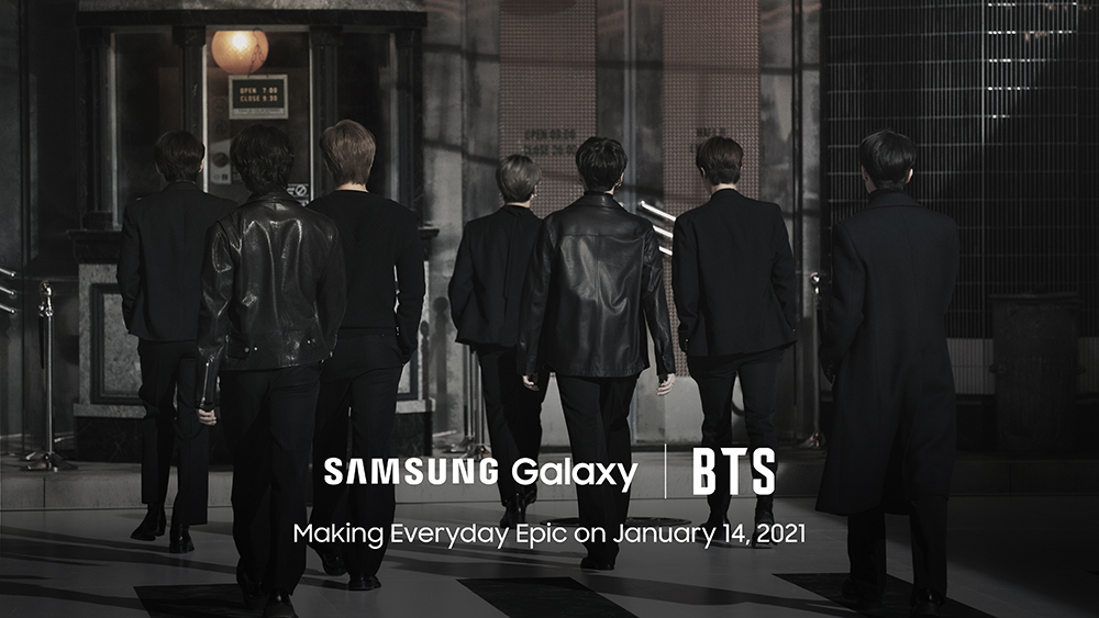 Make Your Everyday Epic with Galaxy & BTS - Image 1