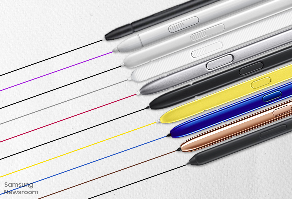 From Stylus to Self-Expression: Looking Back at the Evolution of the S Pen - Image 7