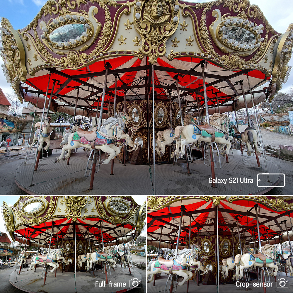 Landscape Photo Comparison: Galaxy S21 Ultra vs. DSLR Cameras - Image 7
