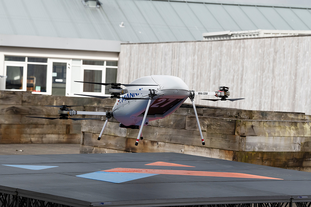 Samsung Partners With Manna To Launch Drone Delivery Service To Irish Customers - Image 2