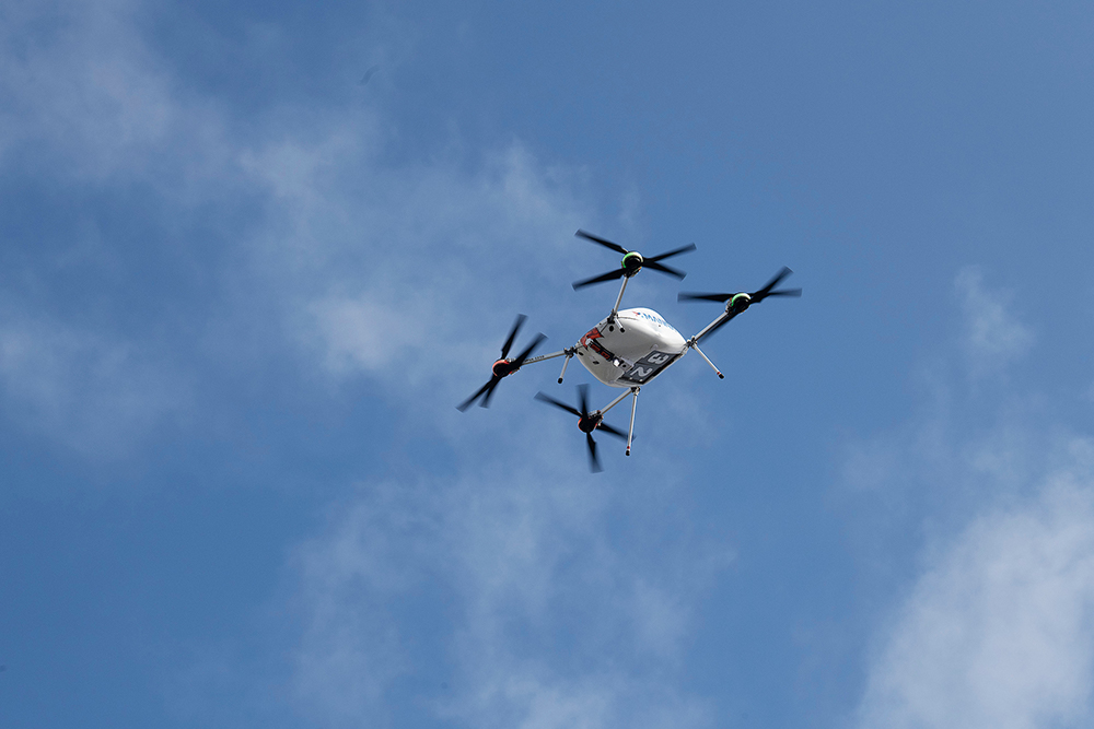 Samsung Partners With Manna To Launch Drone Delivery Service To Irish Customers - Image 1