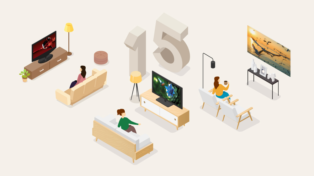 [15 Years of TV Leadership] ① Samsung TVs – A Legacy of Innovation - Image 6