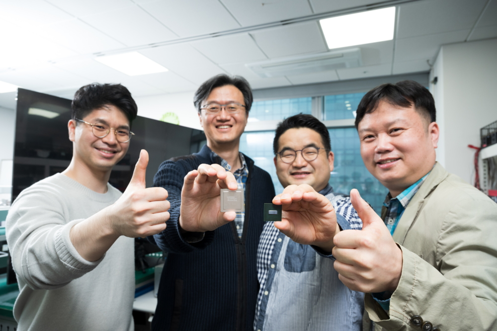 Samsung's S.LSI Developers on the Semiconductors That Support Ultra-High-Definition 8K TV Technology - Image 6