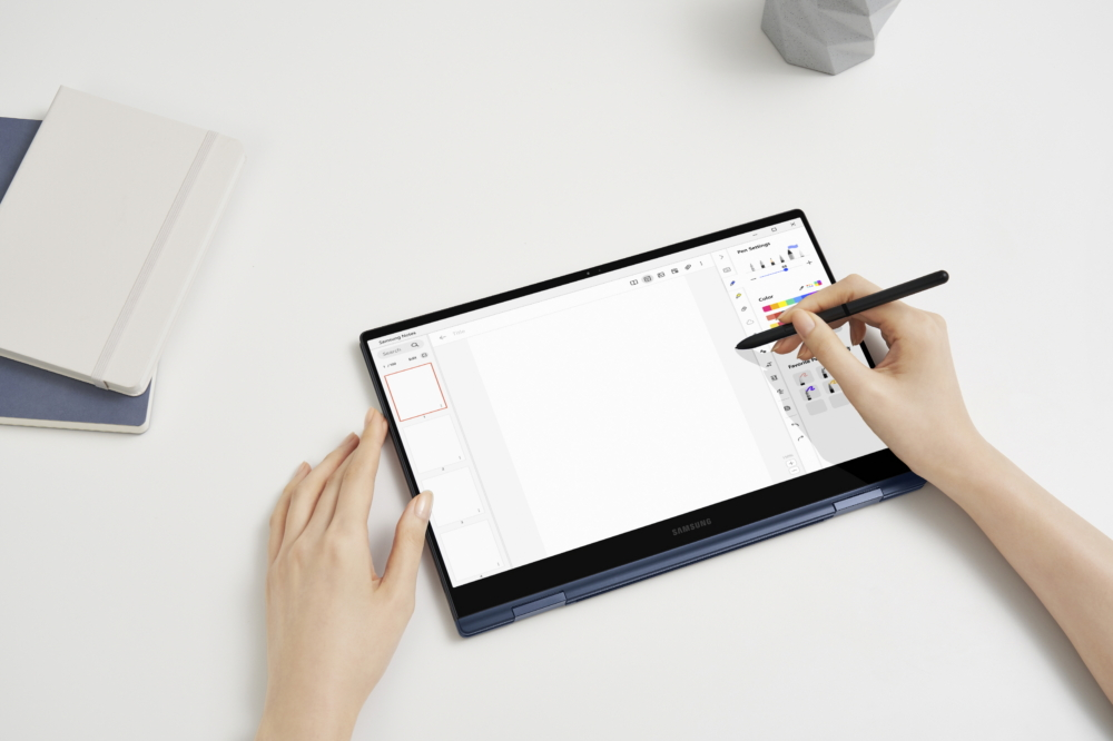 The Samsung Galaxy Book Pro Series: Mobile Computing for the Connected World