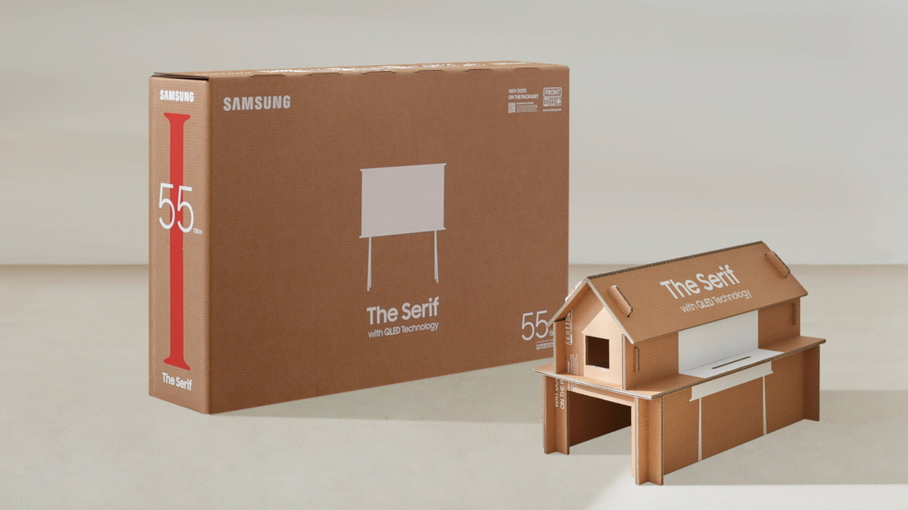 Samsung Electronics Wins 71 iF Design Awards - Image 1