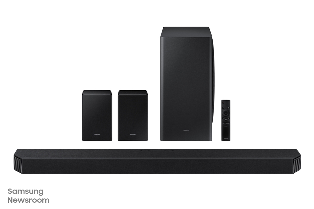 A Closer Look at the World's First 11.1.4-Channel Soundbar - Image 6