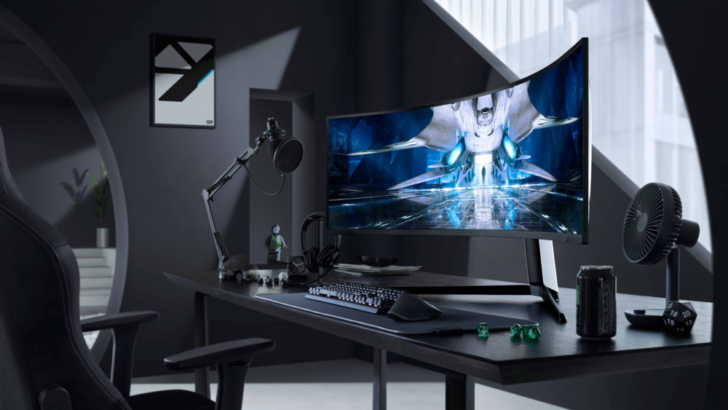 Samsung Unveils the Future of Gaming With the Odyssey Neo G9 - Samsung Global Newsroom