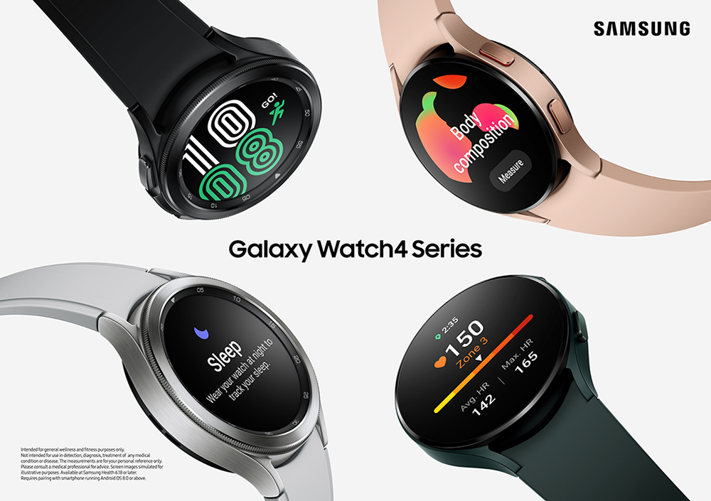 Galaxy Watch4 and Galaxy Watch4 Classic: Reshaping the Smartwatch  Experience – Samsung Global Newsroom
