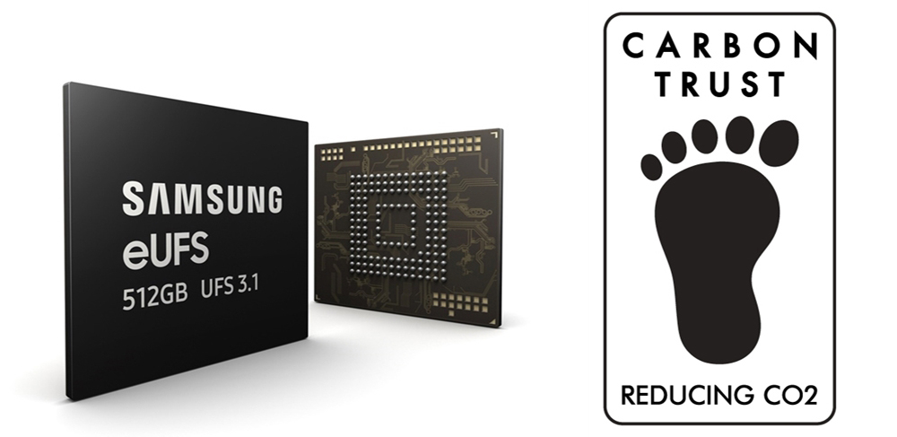 Nine of Samsung's Leading Memory Products Receive Environmental Impact Reduction Recognition from the Carbon Trust - Image 4