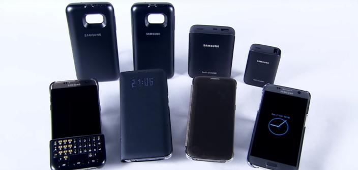 Galaxy S7 & Galaxy S7 edge – Design & Accessory