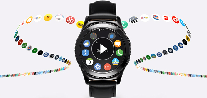 Did You Know About These Gear S2 Apps? – Samsung Global Newsroom