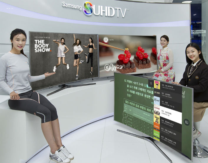 Samsung's TV PLUS service made its debut in Korea in October 2015.