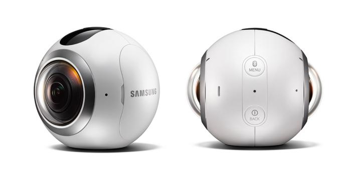 [MWC 2016] Samsung presenta su cámara 360°
