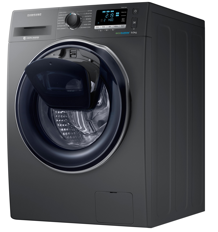 washing machine technology