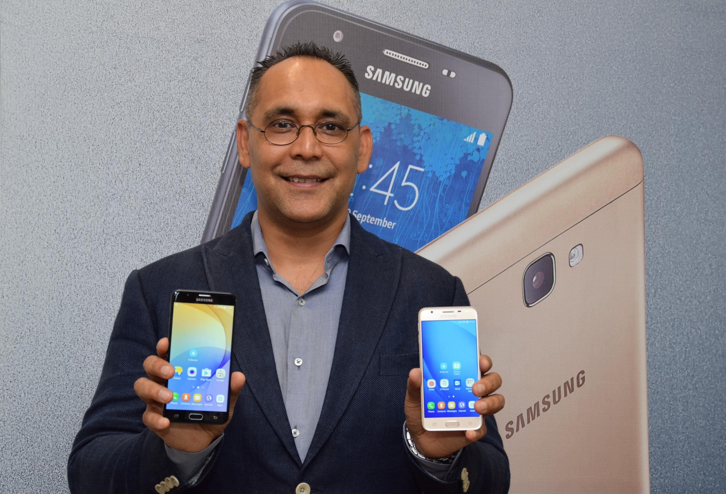 Samsung Unveils Galaxy J7 Prime And Galaxy J5 Prime With Innovative