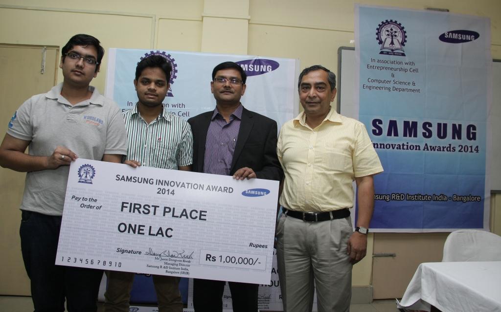 Samsung Innovation Awards Kolkata
