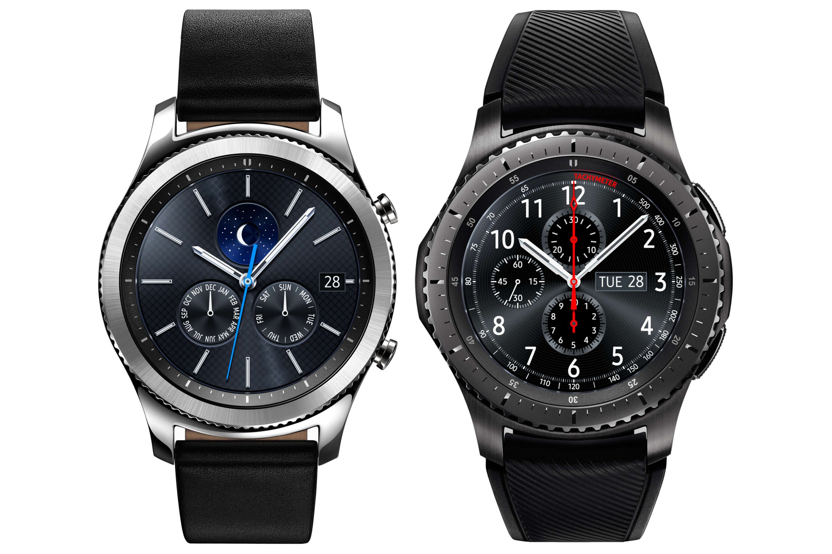 Samsung Launches Gear S3 Smartwatch in India – Samsung ...