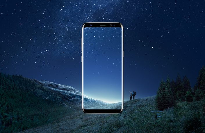 The Galaxy S8 Infinity Display: See More, Do More ...