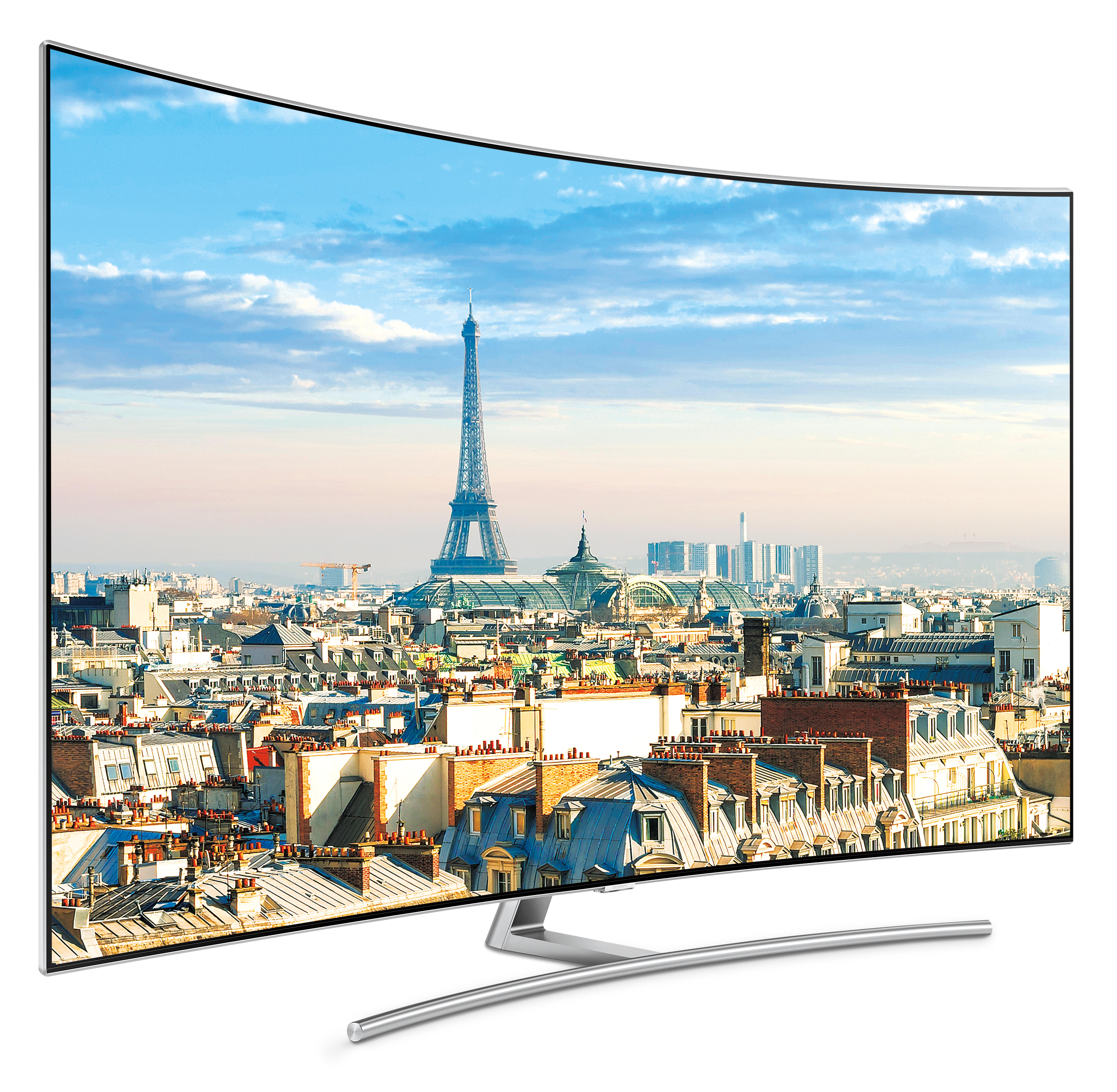 Samsung Redefines Tv Picture Design With The Launch Of Qled Tvs In Led Ua32fh4003 Newly Announced Takes Quantum Dot Technology To Next Level Advancements Light Efficiency Stability And A Wider Colour Spectrum