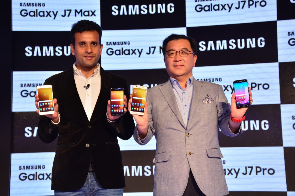 Galaxy J7 Max, Galaxy J7 Pro Launched with Samsung Pay, Industry-first Social Camera