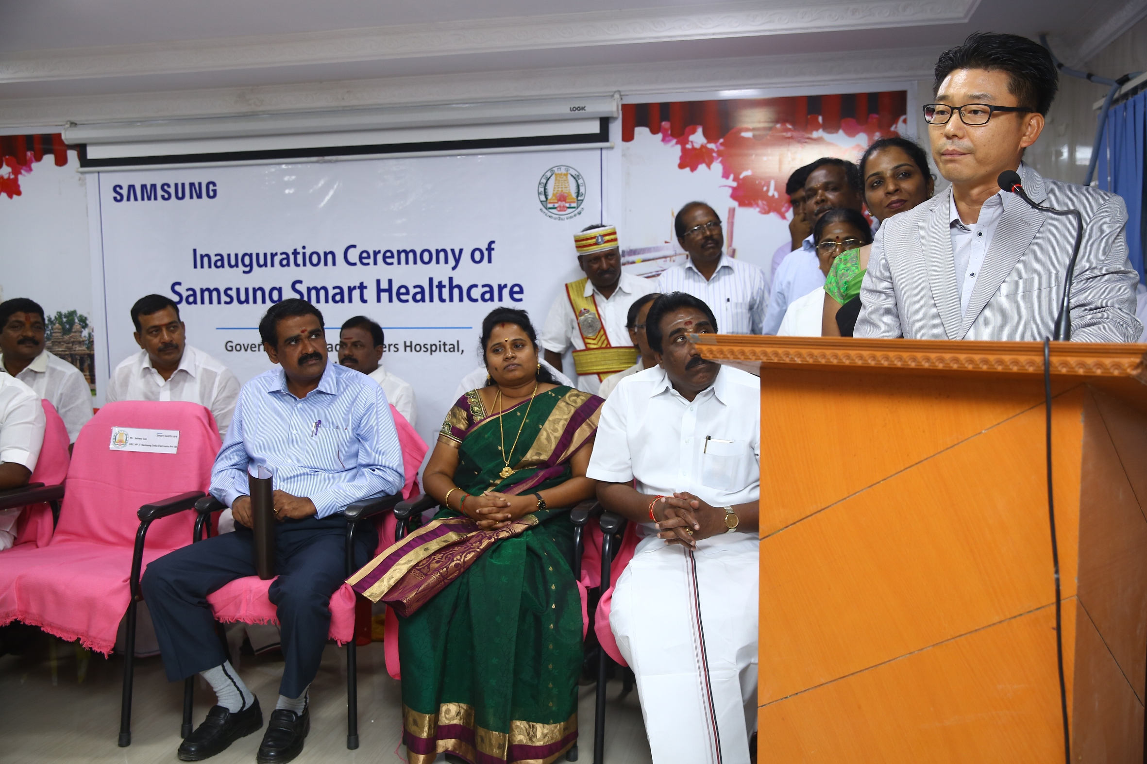 Smart Healthcare Citizenship Initiative in Tamil Nadu